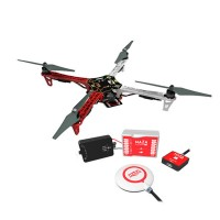 DJI F450 Quadcopter ARF Multicopter Kit includes ESC E300 Motor Propeller New Version with NAZA Lite & GPS