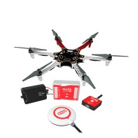 DJI F550 MultiCopter Hexacopter ARF Kit ESC E300 Motor Propeller New Version with NAZA Lite & GPS