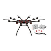 DJI Spreading Wings S1000+ Plus Octocopter Multicopter for 5D2 5D3 FPV & A2 & Z15-5DIII