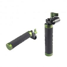 Lanparte Basic Single Support Handle Handgrip For 15mm Rods DSLR Camera Shoulder Rig System