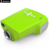 Portable Projector mini E03 projector LED Support 1080p&Home Education USB/VGA/AV/TV/HDMI DVD Player Remote Control