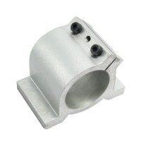 65mm Diameter Spindle Motor Mount Bracket Clamp for CNC Engraving Machine