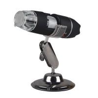 USB 50X-800X Magnifier 2.0 MP Digital Microscope Endoscope Camera 8 LED Light