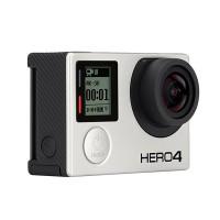 Gopro Hero 4 Camera Black Flagship Version for Extreme Sport Standard Configuration
