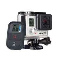 Gopro Hero 3+ Camera Black Flagship Version for Extreme Sport w/ 64G Card