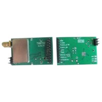 2W 2.4G High Power Wireless Audio and Video Transmitter+Receiver RX TX Module
