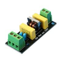 3PCS Power Filter Board 3A EMI Filter Plug Kits for Sound Enhancing