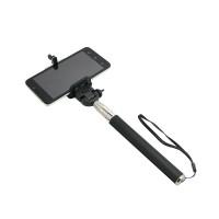 100PCS ZC-01 Monopod Extendable Aluminum Handheld Telescopic Selfie Tripod for Camera Phone