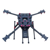 ATG-18-ET4 18MM Arm Full Carbon Folding Alien Quadcopter Butterfly for FPV Photography