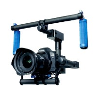 G-Stabilizer 2-Axis Brushless Handle Gimbal Camera Mount for 5D2 DSLR Camera Photography