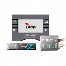 Firefly Battery Butler Manager Show Battery Capacity Remaining Energy Multi Function Tester for FPV Photography