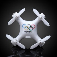 SWltoys V676 Headless Mode Super MINI 4CH 6-Axis RC Quadcopter 2.4Ghz Christmas Gifts for Children