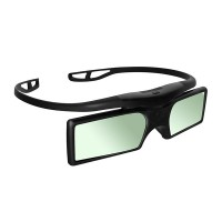 Bluetooth 3D Active Shutter Glasses for Epson/Samsung/SONY/SHARP 3D Projector TV