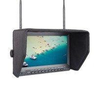 "Feelworld PVR-1032 10.1"" DVR HD Monitor / Battery Wireless 5.8G Receiver SC Shot"