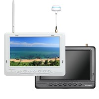 Feelworld FPV718 7 Inch FPV Monitor Built in Battery Dual 32CH 5.8GHz Diversity Receiver
