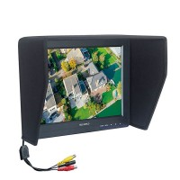 Feelword 12 inch 32Ch 5.8G Dual Receiver FPV Monitor FPV121DT for Quadcopter / DJI Phantom