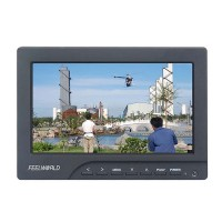 Feelworld FPV769A LCD 7 inch FPV Monitor Displayer 800x480 Screen Monitor Photography for Ground Station