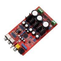 YJ dual AC12V-0-12V AK4399+CS8422 + AD827 DAC Decoder Board