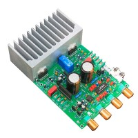 Fever Amplifiers Board TDA7294 + LM1036 + NE5532 Fever Amplifiers Board 100Wx2