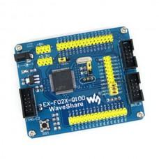 WaveShare C8051F020 C8051F Learning Development Board Core Board System Board