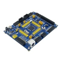 WaveShare STM32F107VCT6 STM32 development board core board + + PL2303 module power supply