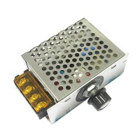 Rated Power 4000W High Power Controllable Silicon Electronics Thyristor Power Regulator Motor Speed Controller