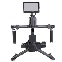Steady-Cam Swift 3 Axis Gyro Stabilizer Gimbal for DSLR Stabilizer (Plug and Play)