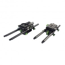 Lanparte Upgraded Camera Baseplate with Height Adjustable Function