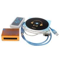 4 Axis CNC USB Stepper Motor Driver Interface Board USB6560T4 Support USBCNC