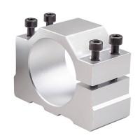 Aluminum Mold ER11 Spindle Motor Mount Bracket Clamp 52mm Diameter with 4 Screws