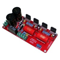 +/-20-26VAC LM3886 + C1237 BTL 2.0 Amplifier Board 2*100W
