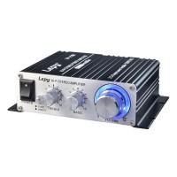 LP-V3S Hifi Amplifier 12V Car Amplifier Car Audio hi-fi Amplifier + 5A Adapter Sound Fever Amp