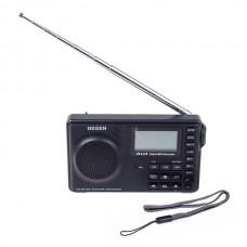 DEGEN DE1129 FM Stereo AM.SW DSP ATS With 4GB MP3 Player Digital Recorder Radio