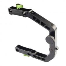 Lanparte DSLR Accessory C Shape Arm Support Side open rig 5d2 7D 60D Gh1 Gh 2
