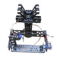 ATG T2-V-Ⅱ 2 Axis Shutter Control Gimbal w/ Damper Quadcopter Multicopter Frame
