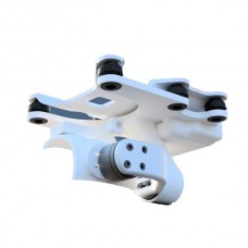 Professional 2 Axis Gimbal for DJI Vision Phantom 3D Print PLA Can Be Customized