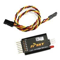 Frsky Upgade Sensor & Display Frsky FLVSS Lipo Voltage For 2-Way Telemetry System