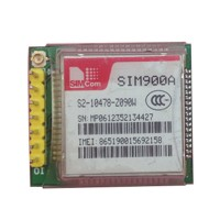 SIM900A Development Board Extension Module GSM GPRS with Antenna TTL