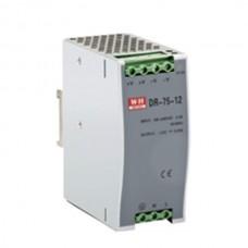Din Rail Mounted AC100V/110V-220V/230V/240V to DC24V 3.2A Power Supply 75W