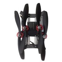 PF-450 Aluminium Carbon Fiber FPV Quad Folding Mini Quadcopter Frame Kit