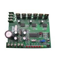 DSPIC30F2010 BLDC 3-Phase DC Brushless Motor Driver Board Development Board