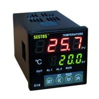 Sestos Digital PID Temperature Control Controller D1S-CR-220 + K sensor