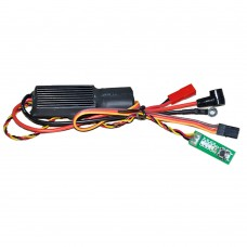 RCD3012 Smart 2 in 1 BEC Linear Voltage Regulator for RC Helicopter Fixed-wing Copters