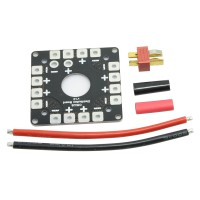 CRIUS MultiCopter Multi-Tri Copter Power Battery ESC Connection Board