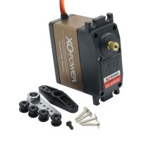 XQ-POWER XQ-S5650D Brushless Digital Servo 60kg/8.5V for RC Model