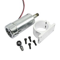 CNC 300W Spindle Motor with Mount bracket For Engraving Carving MILLING GRINDING