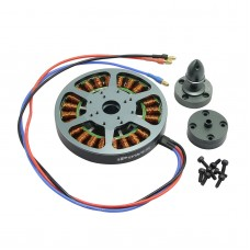Ultra High Performance Brushless Motor iPower MT8017 135KV 6S for Multicopter Airplane