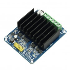 Arduino Smart Car 30A Dual Channel Motor Driver Module Large Power H Bridge Strong Brake