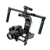 Nebula 5200Pro Handheld 3-Axis Brushless Gimbal DSLR Camera Stablizer f/ RED C300 BMCC