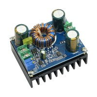DC-DC Boost Module 600W Constant Voltage Constant Current Regulator Solar Car Charger 8-16V to 12-80V Boost Converter